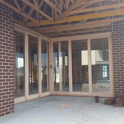 Sliding Stacker Doors